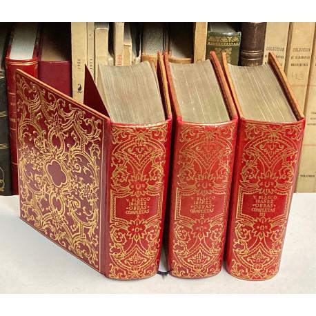 Obras Completas (3 tomos).