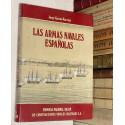 Las armas navales españolas.