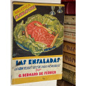 Las Ensaladas. Las 125 mejores recetas para prepararlas.
