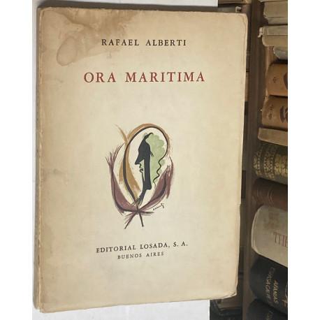 Ora marítima, seguido de Baladas y canciones del Paraná.