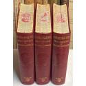 Obras Completas. Tomos I, II y III: Episodios Nacionales. Introducción, biografía, bibliografía, notas y censo de personajes.