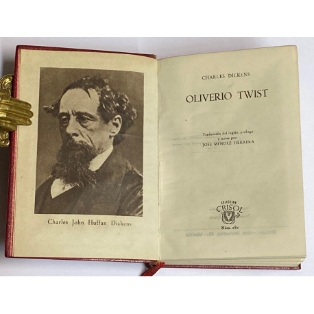 Oliverio Twist.
