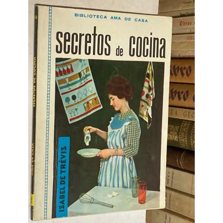 Secretos de cocina.