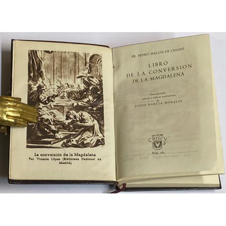 Libro de la Conversión de la Magdalena.