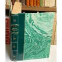 Le verger français. Tomo I: Catalogue descriptif des fruits adoptés par le Congrés Pomologique.