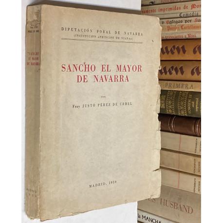 Sancho el Mayor de Navarra.