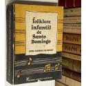 Folklore infantil de Santo Domingo. Recogido y anotado por...