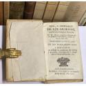 Usos y costumbres de los griegos, escritos en idioma francés por... Traducidos al castellano por Manuel Joseph Daza.