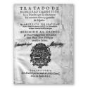 Tratado de Nobleza, y de los títulos y ditados que oy dia tienen los varones claros y grandes de España.