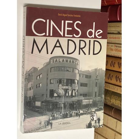 Cines de Madrid.