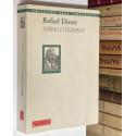 Obras literarias. Selección y prólogo de Darío Villanueva.