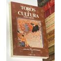 Toros y cultura.