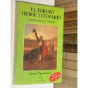 El torero héroe literario.