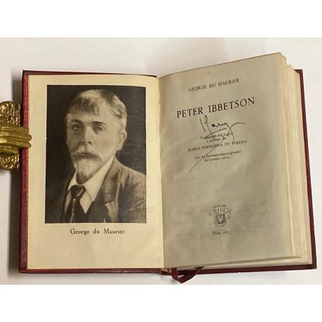 Peter Ibbetson.
