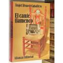 El cante flamenco.