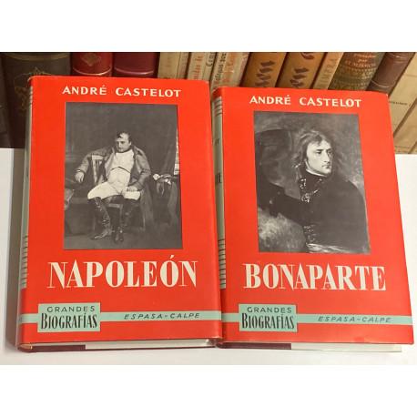Napoleón. Bonaparte. Traducción del francés por Felipe Ximénez de Sandoval.