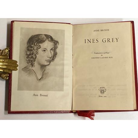 Inés Grey.