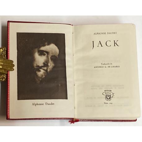 Jack. Traducción de Antonio G. de Linares.