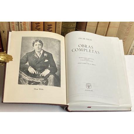 Obras Completas. Recopilación, Traducción, prefacio y notas explicativas por Julio Gómez de la Serna.
