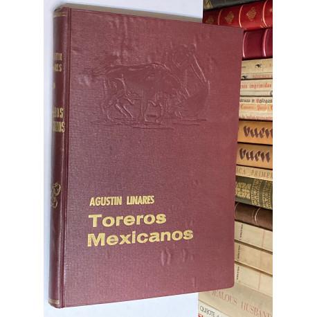 Toreros mexicanos.