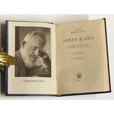 Santa Juana.