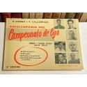 Enciclopedia del Campeonato de Liga de Fútbol. Primera y segunda división. 1928-29 / 1958-59.