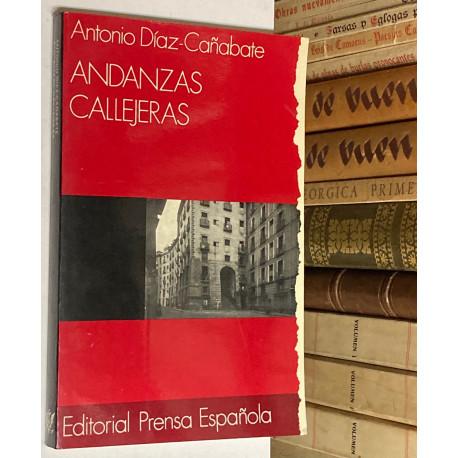 Andanzas Callejeras.
