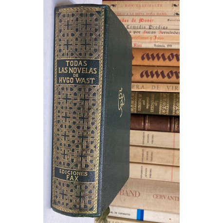 Todas las novelas de Hugo Wast.