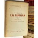 La historia de España en sus documentos. El siglo XX. La Guerra (1936-1939).