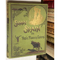 Sunny Spain: Its people and places, with glimpses of is history.