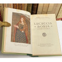 Lucrecia Borja.