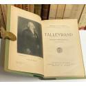 Talleyrand. Ensayo biográfico.