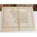 Mapa de ZAMORA perteneciente al Atlas Geográfico de España.