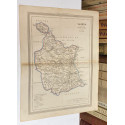 Mapa de VALENCIA perteneciente al Atlas Geográfico de España.