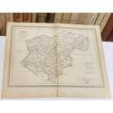 Mapa de TERUEL perteneciente al Atlas Geográfico de España.