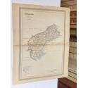 Mapa de TARRAGONA perteneciente al Atlas Geográfico de España.
