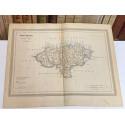Mapa de SANTANDER perteneciente al Atlas Geográfico de España.