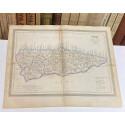 Mapa de OVIEDO perteneciente al Atlas Geográfico de España.