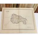 Mapa de LOGROÑO perteneciente al Atlas Geográfico de España.