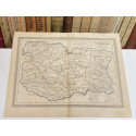 Mapa de CIUDAD REAL perteneciente al Atlas Geográfico de España.