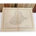 Mapa de ÁVILA perteneciente al Atlas Geográfico de España.