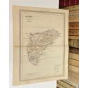 Mapa de ALICANTE perteneciente al Atlas Geográfico de España.
