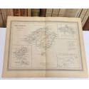 Mapa de ISLAS BALEARES perteneciente al Atlas Geográfico de España.