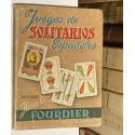 Juegos de Solitarios Españoles.
