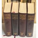 Obras Completas. Recopilación, traducción, ensayo biográfico y prólogos de Consuelo Berges. [4 VOLS].
