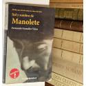 Sol y sombra de Manolete. El libro que desvela todas las claves del mito.