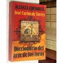 Diccionario del arte de los toros.