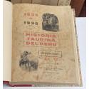 Historia taurina del Perú. 1535-1935.