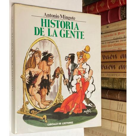Historia de la Gente.