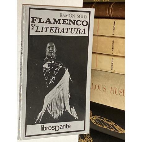Flamenco y literatura.